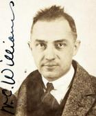 William Carlos Williams foto